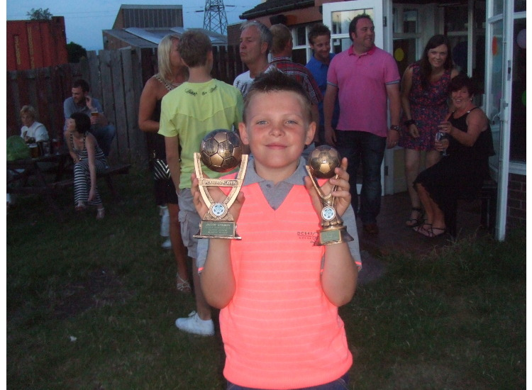 Phases 1 &amp; 2 Players Player - Jacob Edeson