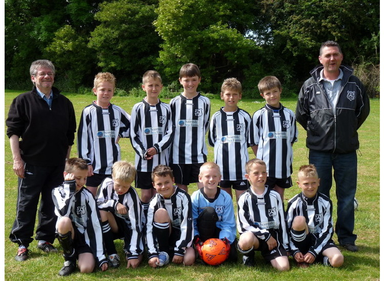 Heston Rovers Utd season 2009/10