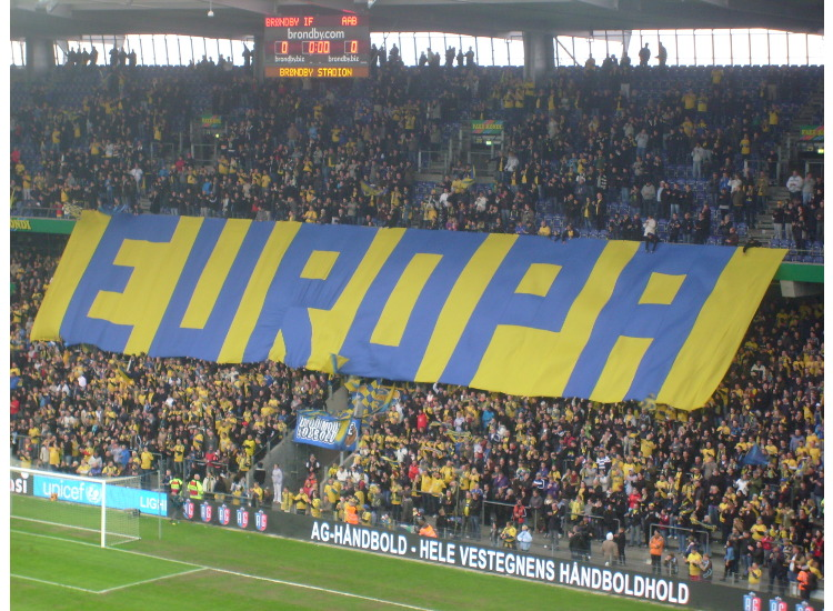 Brondby qualify for Europa league next season 