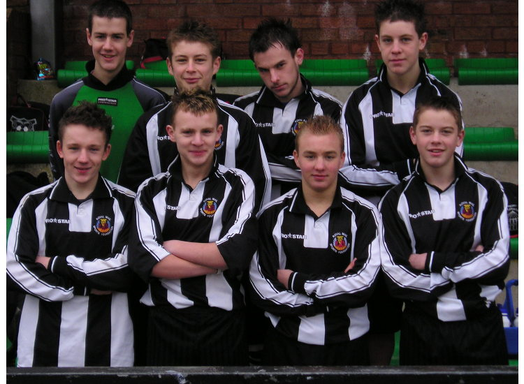 2007 New Year Tournament winners