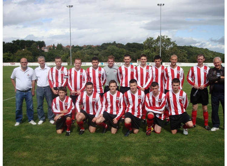 Llanrug Utd - Welsh Cup (New Home Kit)