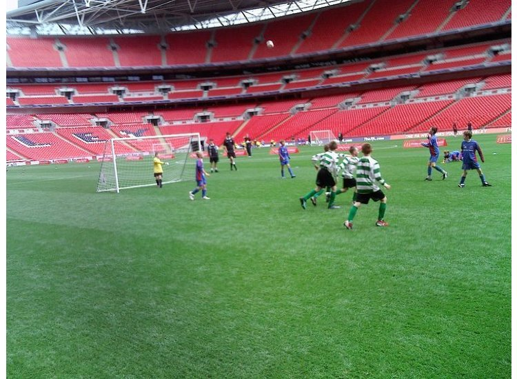 Jack Fish Last Minute winner Wembley 2010