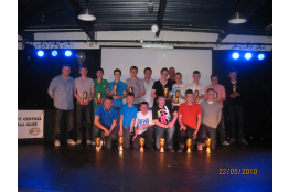 U14s Presentation Night