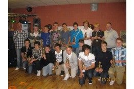 U15s Presentation Night