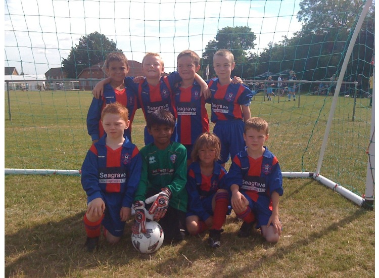 Moulton Magpies Tournament 2010