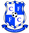 Church Farm Football Academy      FA Charter Standard Club....      Contact :07879 208101