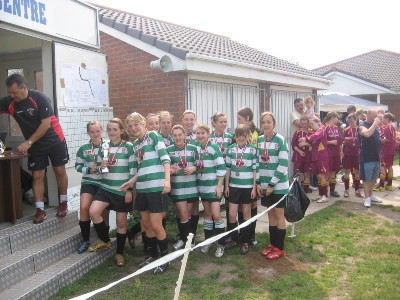 runners up thornton cleveleys tournament 2007-08