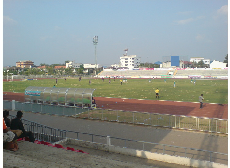 KORAT UNITED v Bangkok Christian College, FA Cup 1st Round, 7th April 2010.