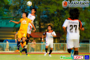 Udon Thani v NRFC, 24th April, (league)