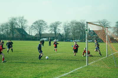 Richford scores v Bonnybridge Jan 08