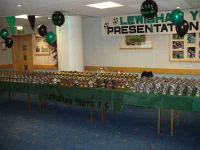 Presentation Night 2005 Millwall Football Club