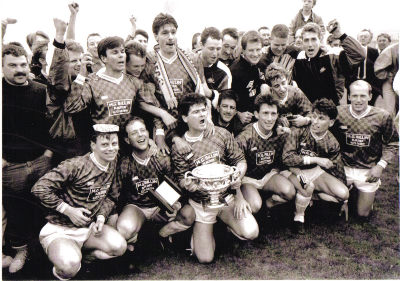 LEAGUE WINNERS 1990-91