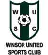 Winsor United Sports Red