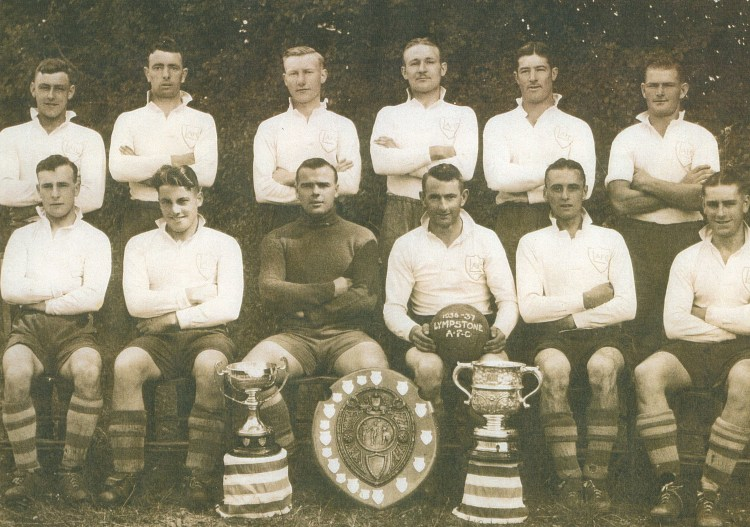 1936/7 The Treble