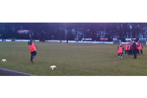 Chasetown Football Club 1st Jan 2011 Penalty Shoot Out