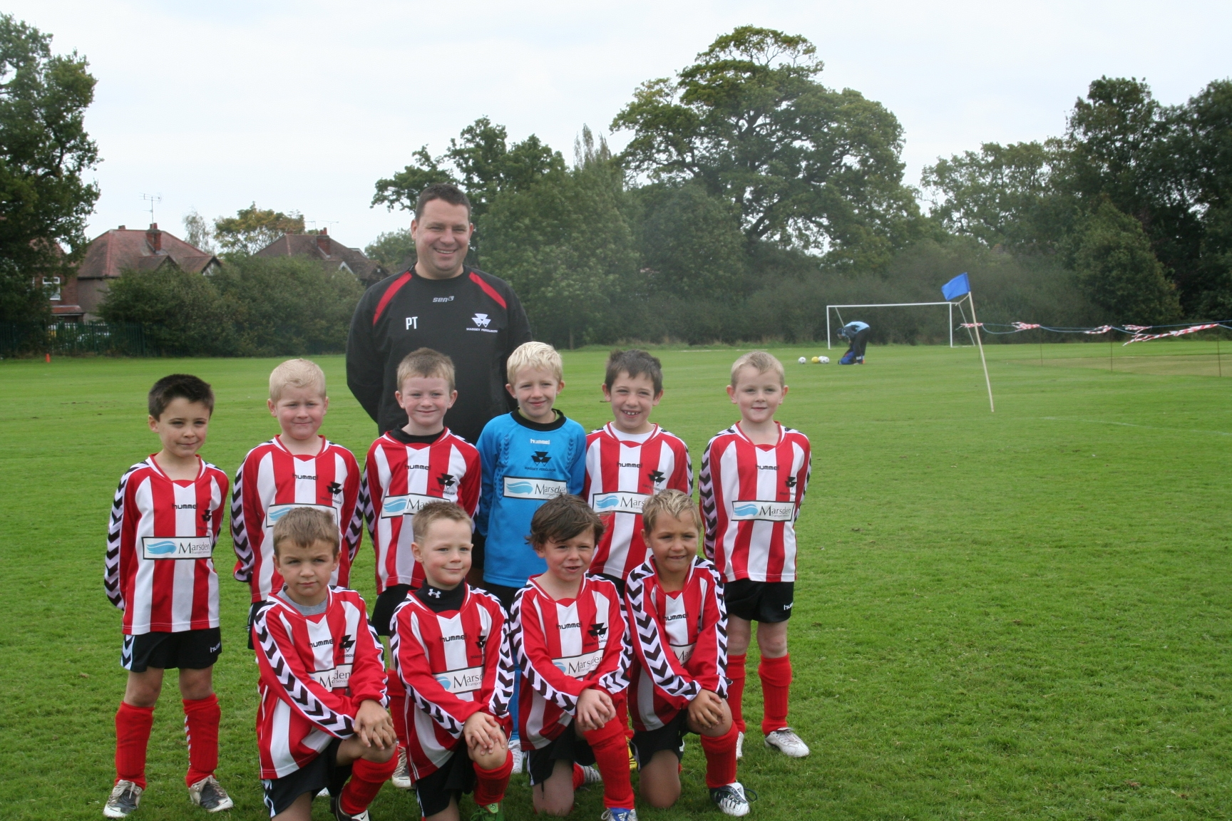 U7's 2008-2009 at Alvis Juniors