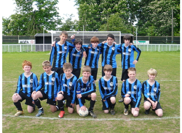 U13's SPL Div 1 LEAGUE RUNNERS-UP