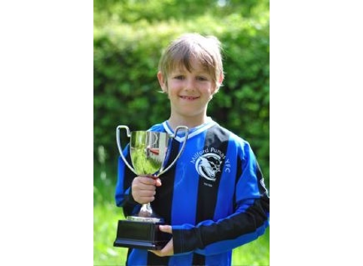 Under 7  Most Promising Player Award