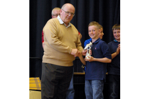 Player of the Year 2011 Conner Thomson 99s