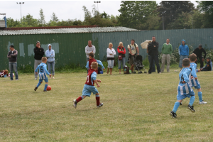 Breaking away Vs Mangotsfield.