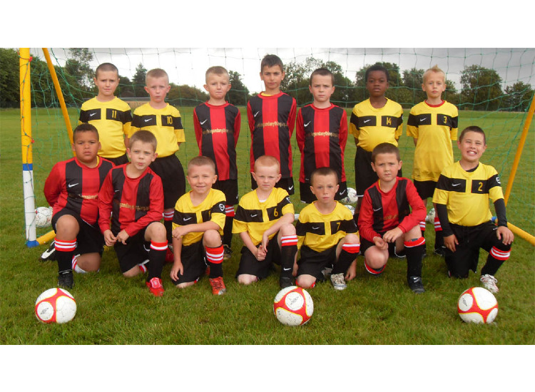 Moston Juniors 09/10