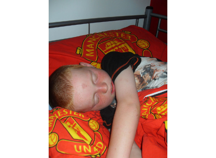 Uniteds Greatest Fan Kealen Harland