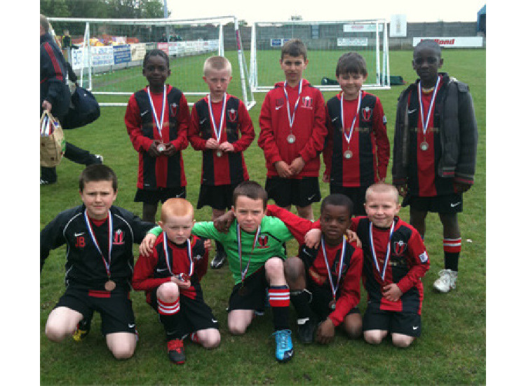 Burscough tournament may 2010
