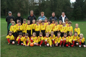 Mumbles Rangers U7s picture Ref MR030411E