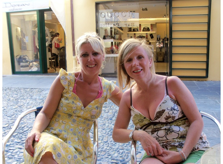 RETAIL THERAPY IN PORTOFINO
