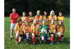 Mumbles Rangers Girls U16 2010-11 (16/10/10)