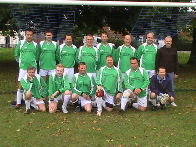 Northchapel Legends 30th September 2007