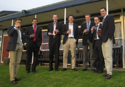 6th May 2005 - Club Dinner 