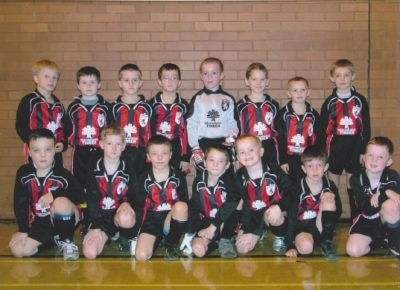 Under 7's The Early Days