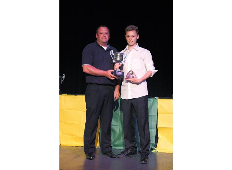 U15 Player Award