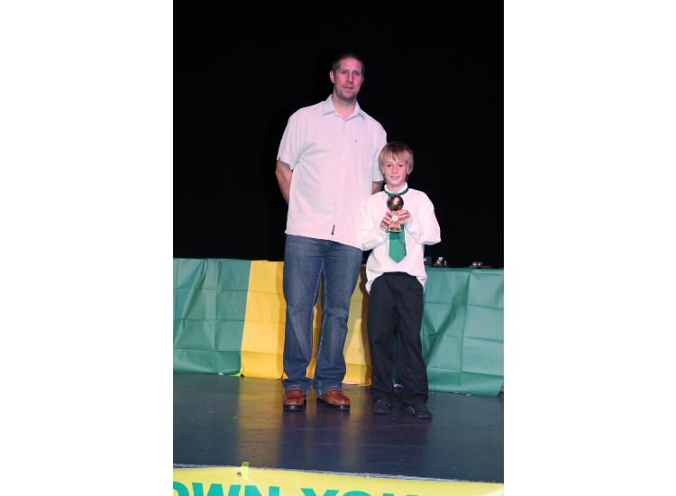 U13 Player Award