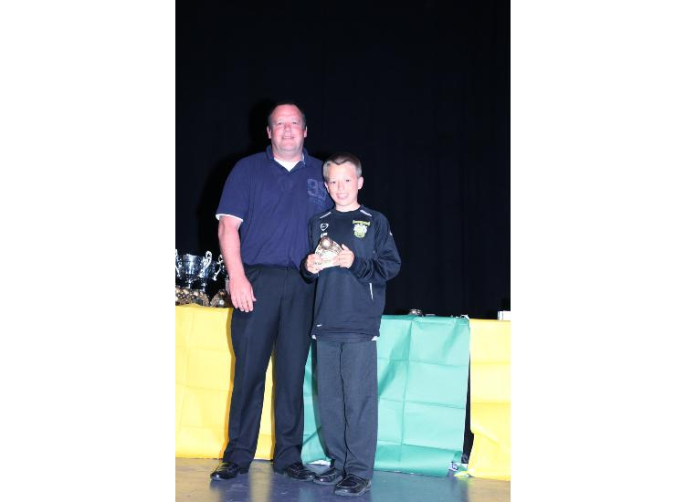 U11 Yellow - Player Award
