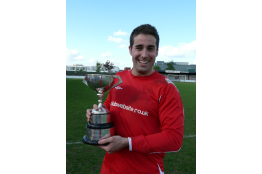 Cup winner - Michael Short