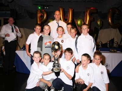 SALFORD MINI SOCCER FESTIVAL FAIR PLAY TROPHY WINNERS 2007