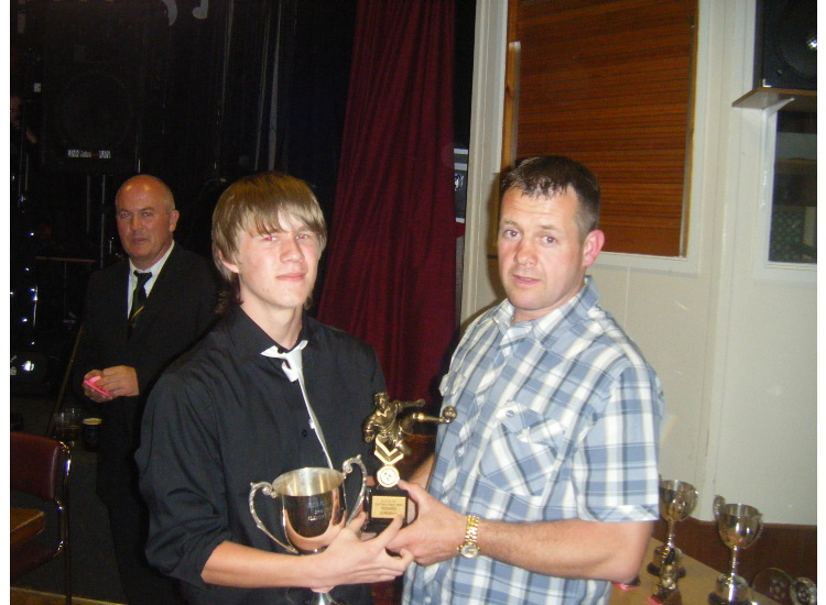 2nd Team Players Player of the Year - Richard Jeremiah