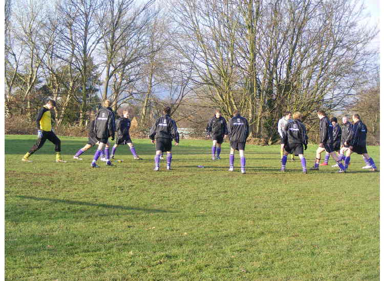 Pre-Match Warm-up