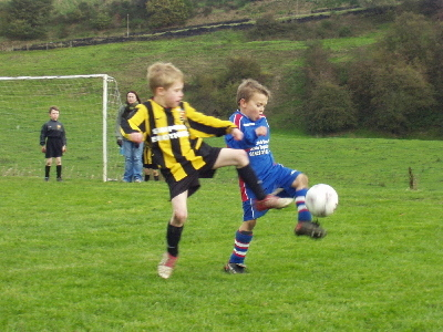 5th November 2006 - Action shot