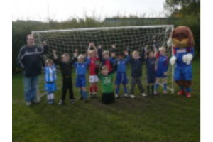 Penalty Shoot Out - Under 7's Squad