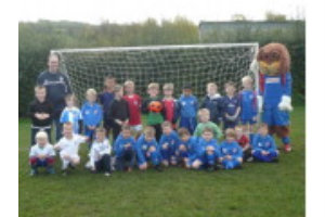 Penalty Shoot Out - Under 7's and 6's