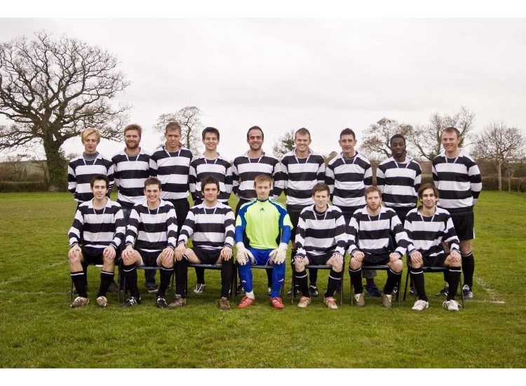 Official Team Picture 2008/09.