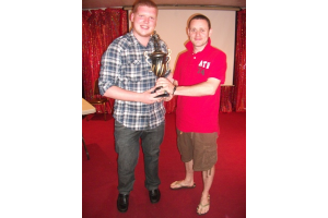 Matthew Heath - 3rd Team Managers Player