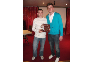 Rhys Parry - Young Player of the Season