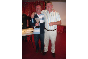 Mikey Peck - 2nd Team Players Player (collected by Mark Goodfellow)