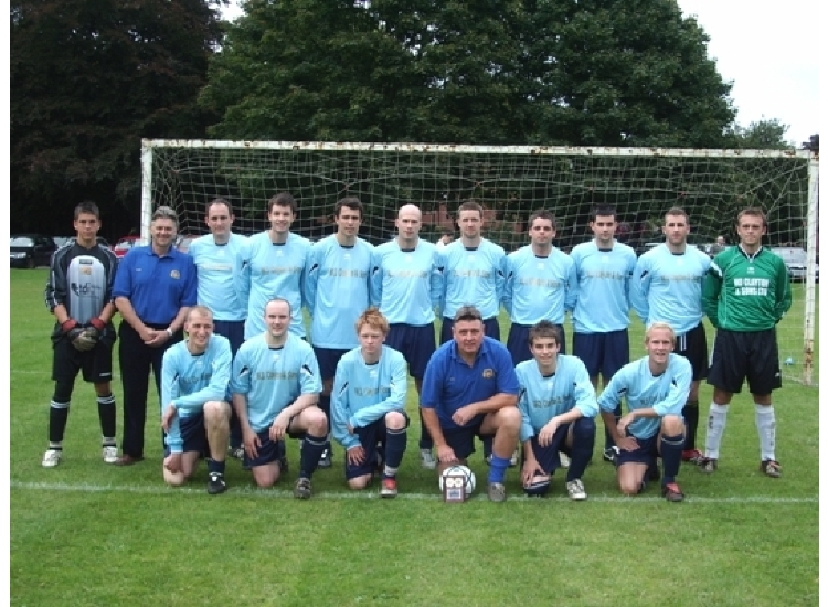 August 2007 Pre-Season Friendly vs Newport County