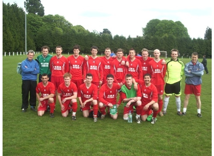 May 2009 Amateur Cup Final vs Abertillery Bluebirds