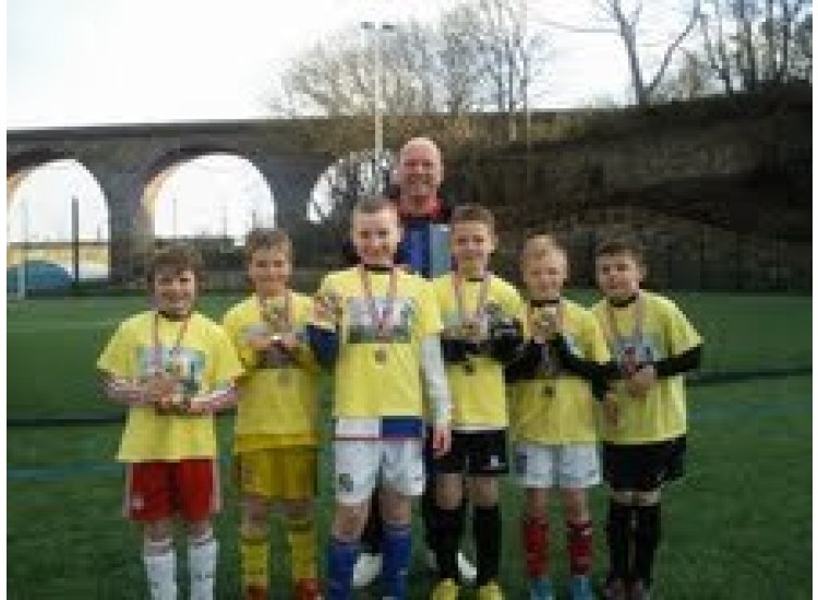 Winners Burnley 2010